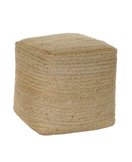 pouf–fibra