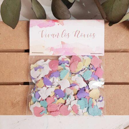 comprar confeti bodas