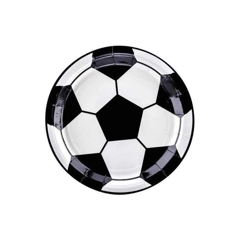 platos futbol