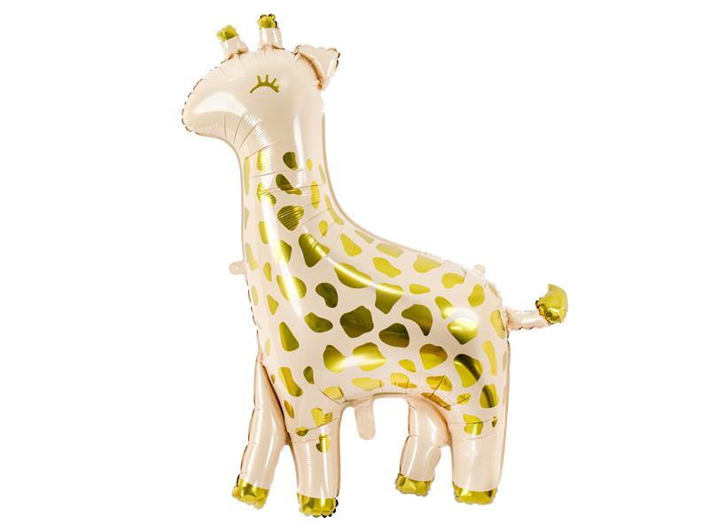 globo jirafa foil